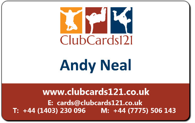 Plastic Business Cards Clubcards121