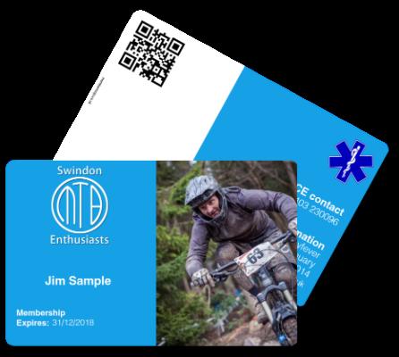 swindon-membership-card